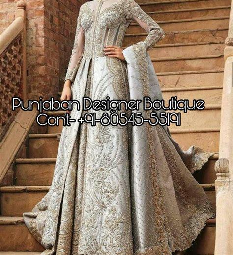 indian wedding dresses designer punjaban designer boutique