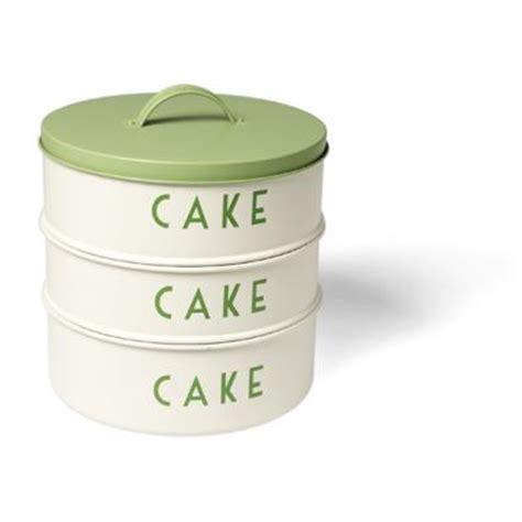 Vintage style stacking cake tins   Retro to Go