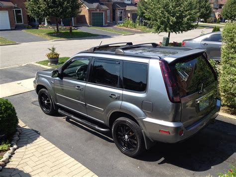 Nissan X Trail Modification by Rsg86 2006 Nissan X Trail Specs Photos Modification Info