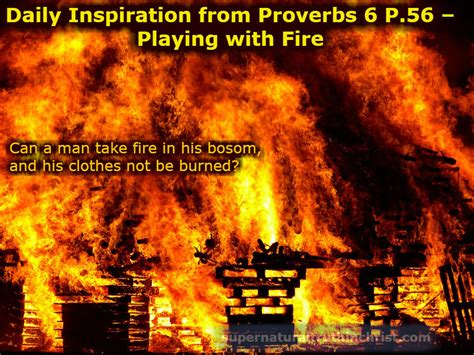 playing  fire daily inspiration p supernatural
