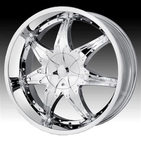 dip  libra chrome custom wheels rims discontinued dip