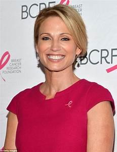 GMA host Amy Robach celebrates her 'survival anniversary ...