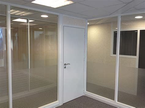 cloisonnement bureau blocs portes portes cloison bureau arte