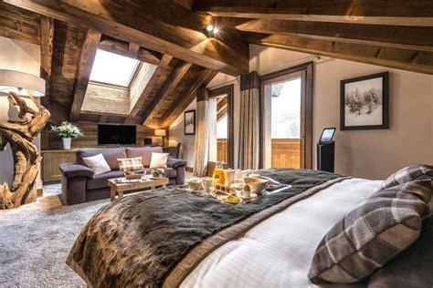 hotel la chambre savoie le grand luxe au sommet de la
