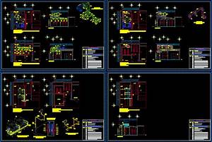 Air Conditioning  U2013 Details Dwg Full Project For Autocad