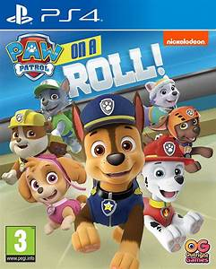 Paw Patrol On A Roll PS4New Buy From Pwned Games