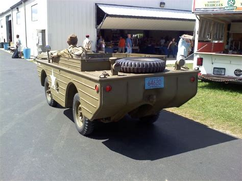 hibious jeep military vehicle photos ford gpa amphibious jeep
