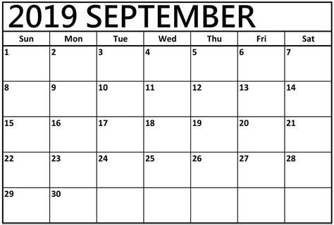 print september  calendar  template net market