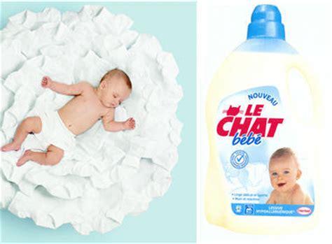 lessive pour linge bebe les nouveaut 233 s conso de d 233 cembre lessive le chat b 233 b 233