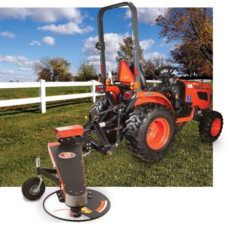 3 point hitch trimmer mower string trimmer and fence mower dr power equipment