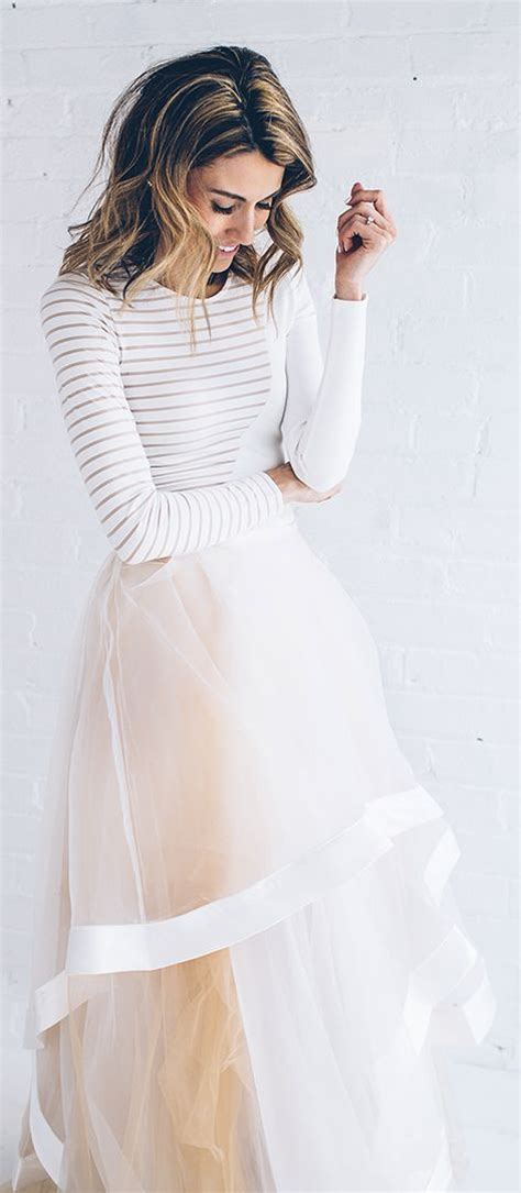 gorgeous long flowing skirts    crop top ohh
