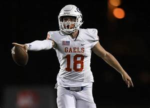 Bishop Gorman's Tate Martell switches schools to graduate ...