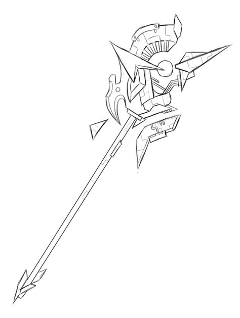 random staff drawing  mysticalmeow  deviantart
