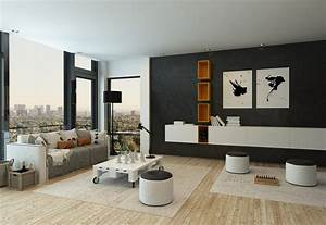 minimalist living room design With modern minimalist living room design