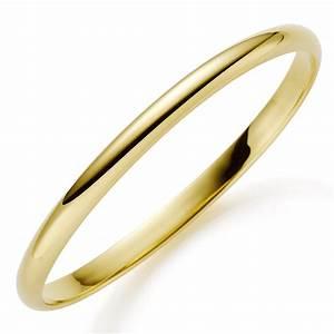 Glatt Und Glänzend : armreif 5 5mm 585 echt gold gelbgold glatt gl nzend armband armschmuck damen ebay ~ Frokenaadalensverden.com Haus und Dekorationen