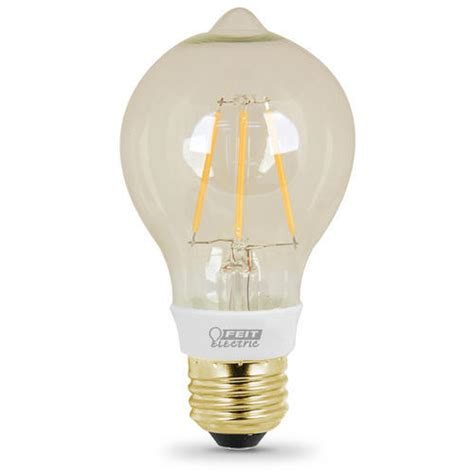 feit the original vintage stylebulb 4 watt clear 120 volt