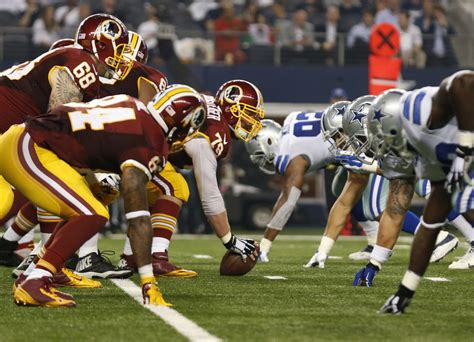 nfl schedule early redskins record prediction page