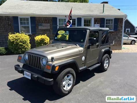 manual cars for sale 2003 jeep wrangler spare parts catalogs jeep wrangler manual 2003 for sale manilacarlist com 415577