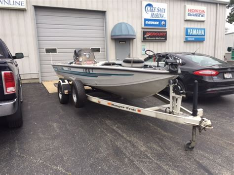 1993 Ranger Bass Boat Value by 1995 Ranger Boats Ar 207 For Sale In