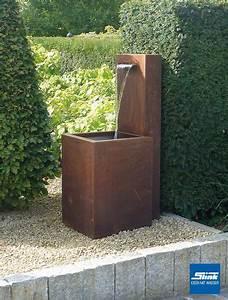 Gartenbrunnen Aus Cortenstahl : garten wasserfall wasserfall f r den garten online bestellen ~ Sanjose-hotels-ca.com Haus und Dekorationen