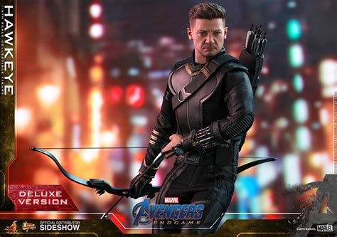 Check Out Hot Toys Avengers Endgame Hawkeye Deluxe