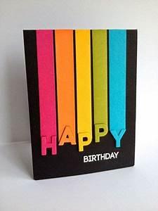 10 Cool Handmade Birthday Card ideas - 2HappyBirthday
