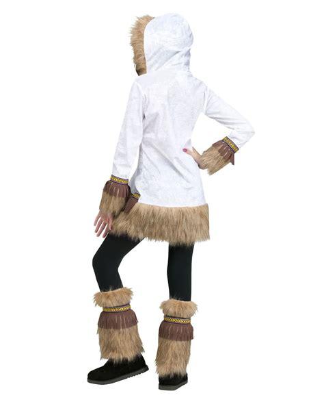 eskimo kostüm kinder eskimo m 228 dchen kinderkost 252 m f 252 r karneval horror shop