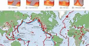 Relation Of Volcanism To Plate Tectonics