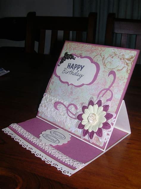 cricut birthday cards  women cricut birthday card