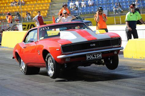 Chevrolet camaro drag racing race muscle cars hot rod ...