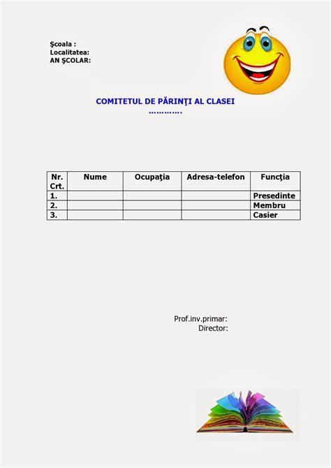 www fise it dati fise de lucru scolari i iv comitetul parintilor