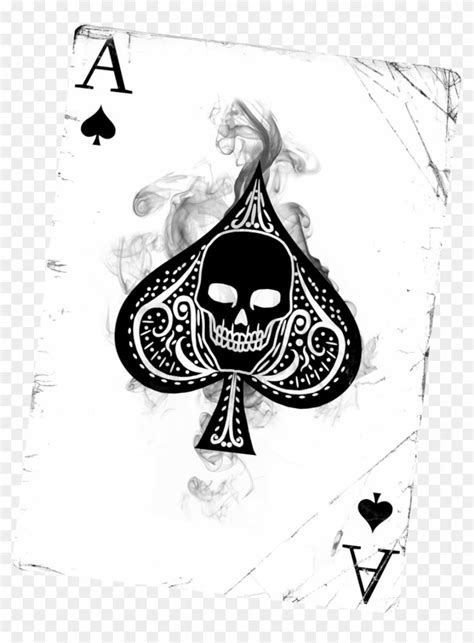 Pin by Ariel Jade on Drawings | Ace of spades tattoo, Spade tattoo, Ace card