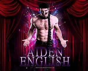 WWE NXT Aiden English Wallpaper By LelouchVonHungaria On