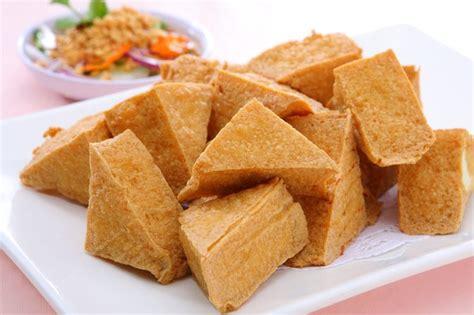 tofu calories nutritional information for deep fried tofu livestrong com