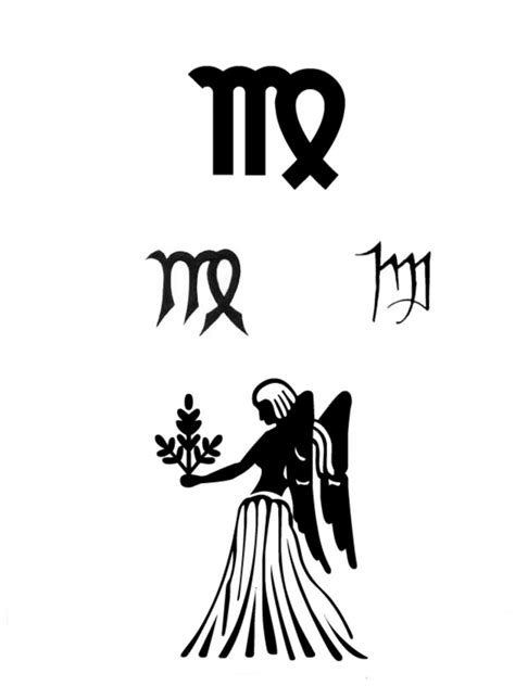 Virgo Tattoos Designs, Ideas and Meaning   Tattoos For You