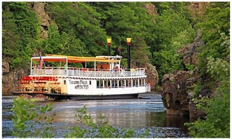 Winter Park Boat Tour Coupon by Taylors Falls Scenic Boat Tours Discount Admission