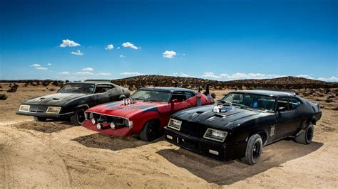 Want to own Mad Max's car? This Seattle company can build
