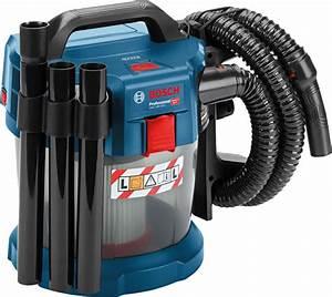 Bosch Pro 18v : aspirapolvere a batteria bosch gas 18v 10 l professional ~ Carolinahurricanesstore.com Idées de Décoration