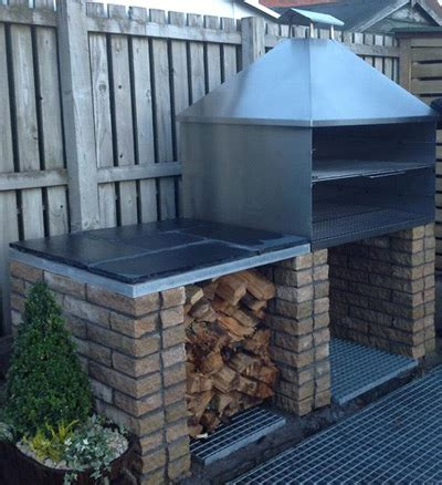 stainless steel charcoal grills commercial grade uk