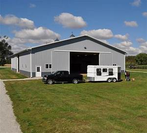 how much does it cost to build a horse barn wick buildings With cost to build a small barn