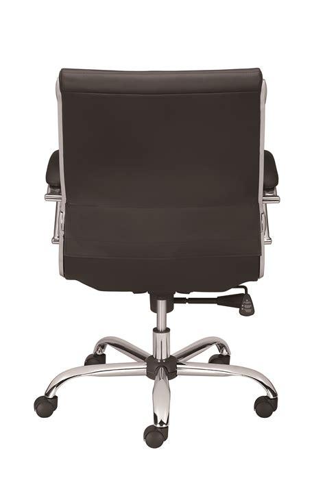 staples bresser luxura managers chair black ebay