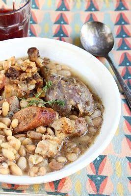 cuisiner un cassoulet 65 best images about bon appé on