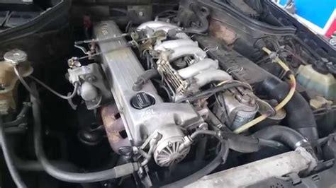 mb w124 kaufen mercedes 300d w124 1990 cold start