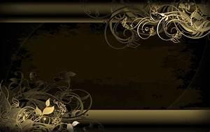 Elegant Black And Gold Wallpaper 2 Cool Wallpaper ...