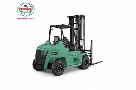 Forklift Mitsubishi by Mitsubishi Diesel Forklift 6 7 Ton