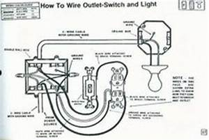 2 way switch with lights wiring diagram electrical With fix drywall electrical outlets