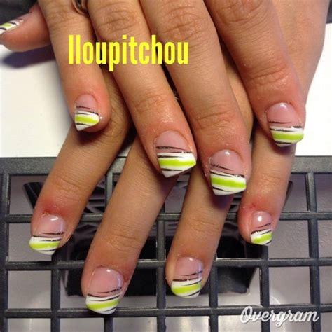 decoration d ongle en gel image d 233 co d ongle en gel skyrock ongles manicure nails
