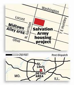 Salvation Army housing project underway : Business
