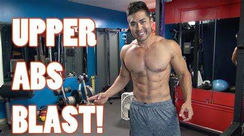 abs upper ripped fast way blast