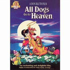 All Dogs Go To Heaven PS Target